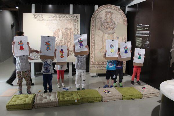 Σχολεία και τμήματα πανεπιστημίων που έχουν επισκεφθεί το Βυζαντινό Μουσείο Αργολίδας στους δυο πρώτους μήνες λειτουργίας του